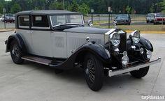 1931 Rolls-Royce 40-50hp Phantom II Sedanca de Ville