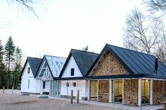 Nøjkærhus Culture House by LUMO architects