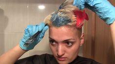 RETO PELO AZUL |  BLUE HAIR BOWL