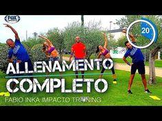 ALLENAMENTO COMPLETO (20 minuti) Puntata 5°
