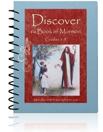 My 8 year-old uses this for her personal scripture study and I highly recommend it! I printed the 1st - 3rd grade booklet, and had it spiral bound at the copy store. She reads the coordinating chapter in the LDS Book of Mormon Scripture Stories, and then works a little bit in her Discover the Book of Mormon guide book each night. By Discover The Scriptures.
