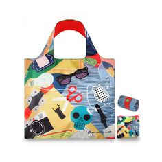 Artist Collection - Everything - Reusable Bag by #loqi #reusablebag
