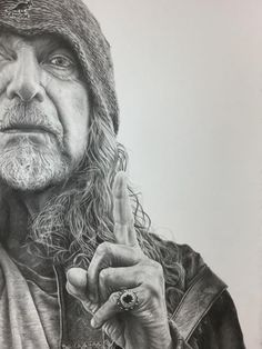 Robert Plant by JonARTon on DeviantArt Led Zeppelin Art, Robert Plant Led Zeppelin, Rock And Roll Artists, Renaissance Men, Rock Music, Cool Bands, Singer, Plants, People