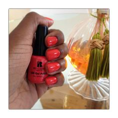 "Thanks looking glass - mlg for sharing your ""Ooo La Liscious"" Red Carpet Manicure Manicure Colors, Gel Nail Colors, Nail Manicure, Gel Nail Polish, Make Me Up, How To Make, Red Carpet Manicure, Soak Off Gel Nails, Boy Rooms"