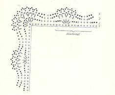 U Antoniny: Chusteczki z koronką (2)