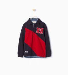"""""""RR"""" polo shirt"""