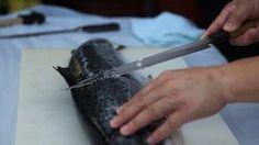 The making of Salmon Sashimi on Vimeo