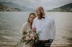 Beautiful Bohemian Wedding Style for this gorgeous elopement. Photography by Alpine Image Company.