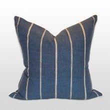 Cape Cod Collection Wellfleet Stripe Pillow