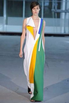 London Fashion Week Day 1 Trager Dalaney Spring/Summer 2015 Ready to wear 12 September 2014