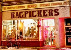 Ragpickers (Photo: AJ Batac) made our list of the best vintage stores in Winnipeg! Click to check out the full list. #ShopWinnipeg #Winnipeg #manitoba