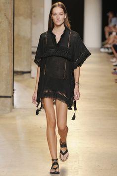 Isabel Marant RTW Spring 2015 - Slideshow - Runway, Fashion Week, Fashion Shows, Reviews and Fashion Images - WWD.com