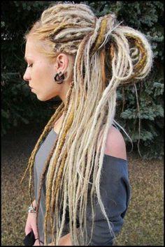 blonde dreadlocks - Google Search