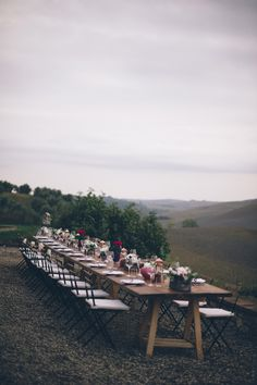 Leyna and Michael's 19 Guest Reception at The Lazy Olive Villa. Photography by Lelia Scarfiotte. Read more here...@intimateweddings.com #reception #smallwedding