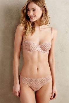 Stella McCartney Evangeline Thong - anthropologie.com
