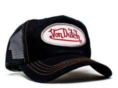 REALLY wanting a Von Dutch trucker hat but settling on one you got from American Eagle.