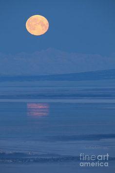 ✯ Moon Set