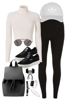 """""""Untitled #2829"""" by theaverageauburn on Polyvore featuring Dorothy Perkins, A.L.C., Puma, Mansur Gavriel, Miss Selfridge, Fallon, Apple, Cartier, Topshop and Seafolly"""