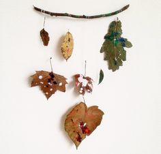 Autumn DIY for kids | Kim Welling