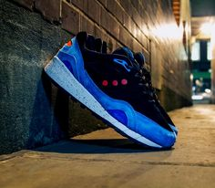"Foot Patrol x Saucony Shadow 6000 ""Only in Soho"""