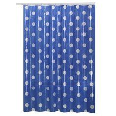 Cortina de baño Modelo Cristal Spots Decorinter #showercurtain #bath #decorinter #cortinadebaño #baño #pvc #deco