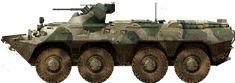 Russian BTR-82