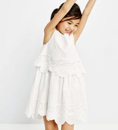 Embroidered dress-View All-DRESSES AND JUMPSUITS-GIRL | 4-14 years-KIDS | ZARA United States