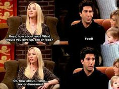 Friends Tv show Ross and Phoebe funny quotes Friends Moments, Friends Series, Friends Tv Show, Friends Forever, Ross Friends, Friends Episodes, Friends Cast, Friends Phoebe, Best Tv Shows