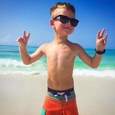 This guy definitely enjoyed his Sandestin Beach Vacation! When is your next getaway?