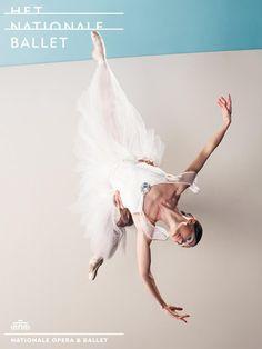 Het Nationale Ballet - Ballerina - Groot Affiche (A-0)