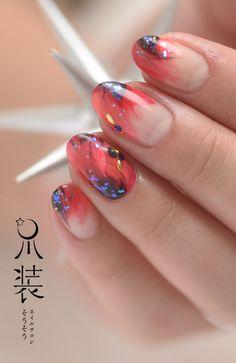 展覧会の絵@マルチカラーの画像 | nail salon 爪装 ~sou-sou~ (入間・狭山・日高・飯…