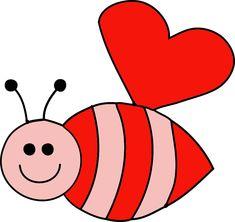 love bug caterpillars free valentine clip art free clip art rh pinterest com free valentine clipart downloads free valentines clip art pictures