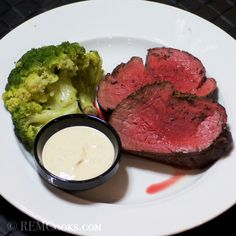 ROASTED BEEF TENDERLOIN WITH HORSERADISH MUSTARD SAUCE – IT'S WHAT'S FOR DINNER