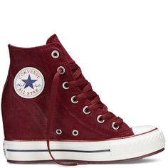 Chuck Taylor All Star Platform Plus Sparkle oxheart