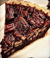 Dying for Chocolate: Chocolate Pecan Pie Recipe Round-Up Chocolate Pie Recipes, Chocolate Desserts, Chocolate Chocolate, Chocolate Bourbon, Mini Pecan Pies, Best Pecan Pie, Pie Dessert, Dessert Recipes, Pecan Pie Ingredients