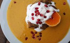 Jak nahradit jíšku při low carb stravování? Čím zdravě zahustit? - Magazín - Jídelní plán Lchf, Lowes, Low Carb, Pudding, Breakfast, Desserts, Food, Morning Coffee, Tailgate Desserts