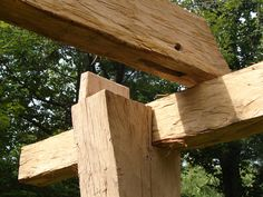 timber joints | Timber Frame Construction | Restoration | Reproduction | James Whidden ...
