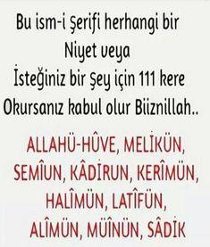 111 KEZ OKUNACAK ETKİLİ İSMİ AZAM DUASI - MUTLULUK REHBERİ Allah, Quotes, Quotations, God, Quote, Manager Quotes, Qoutes, A Quotes