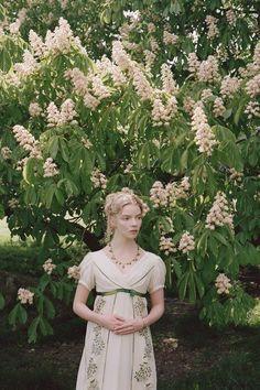 Jane Austen Movies, Emma Jane Austen, Emma Movie, Emma Woodhouse, Regency Dress, Regency Era, Anya Taylor Joy, Film Aesthetic, Film Serie