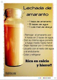 Lechada de amaranto