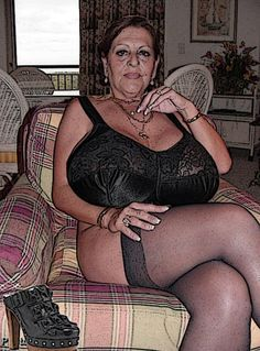 Breast mature housewife Big