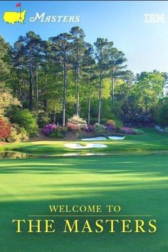 Expert Golf Tips For Beginners Of The Game. Golf is enjoyed by many worldwide, and it is not a sport that is limited to one particular age group. Not many things can beat being out on a golf course o Augusta National Golf Club, Augusta Golf, Golf Mk4, Famous Golf Courses, Golf Breaks, Masters Tournament, Golf Instructors, Masters Golf, 2015 Masters