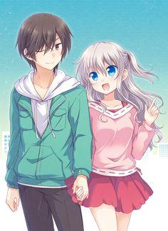 Anime : Charlotte