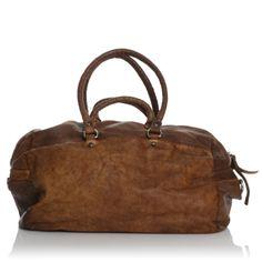 DANIELA LG BAG TAN - Messenger / Cross Body Bags - Handbags