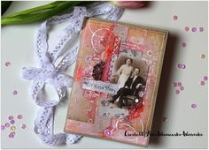 This is our story - notebook by Anna Wiśniewska