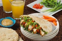 Low sodium chicken teriyaki - easy and delicious weekday lunch! #kidneydiettips #diabetesrecipes