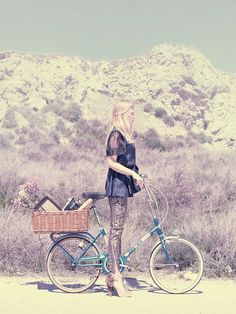 pretty bicycle picture