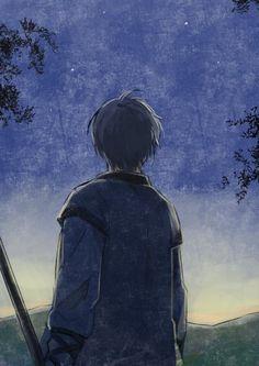 Akatsuki no Yona / Yona of the dawn anime and manga    son Hak thunderbeast