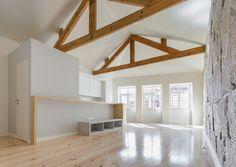 XYZ Arquitectos Associados - Rua das Taipas - Porto - Portugal - rehabilitation - building - housing