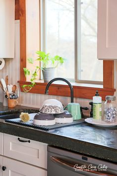 Doing Dishes The Chore Thats Cozy and Relaxing - CREATIVE CAIN CABIN